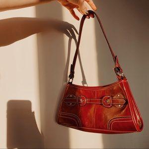 Vintage styled • Wilson's Leather | Shoulder Bag❤️
